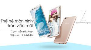 Smartphone Y71 - Thay mặt kính vivo Y71-Y81-Y85