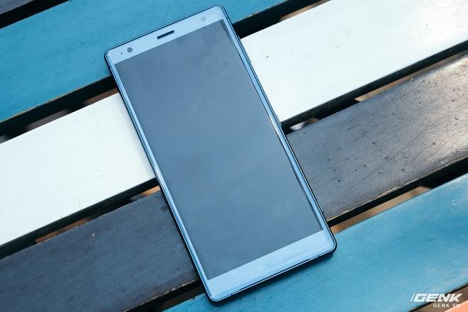 Thay mặt kính Sony XZ2