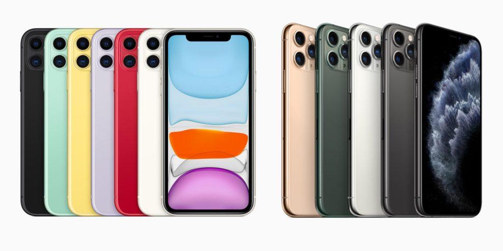 thay mặt kính iphone 11 - 11 pro - 11 pro max