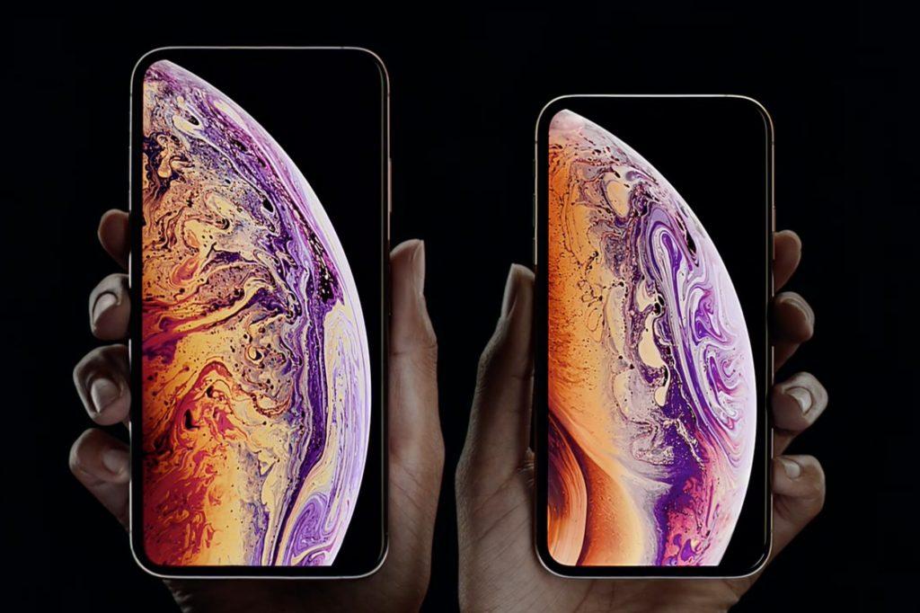 iphone xs và xs max