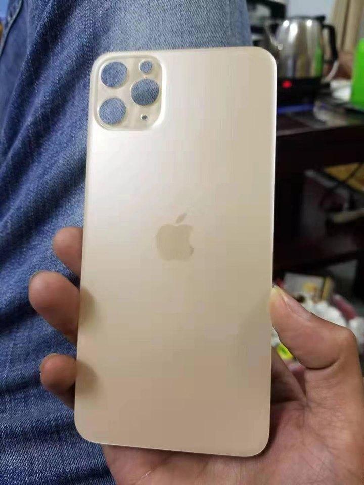 Thay mặt lưng kính iphone 11 pro