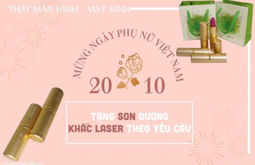 Hoang Khanh tang son 20-10